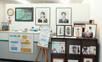 仙台の写真館 就活用証明写真からオーディション写真,家族写真 仙台の写真スタジオです。